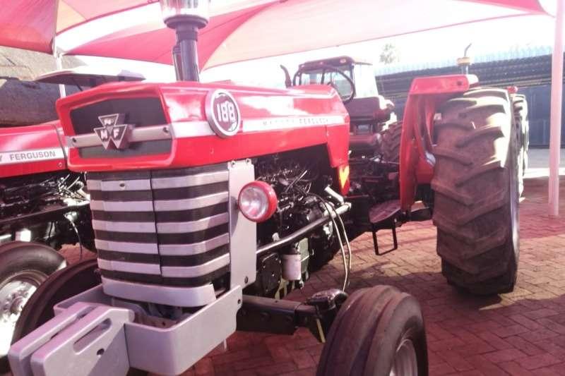 Massey Ferguson Massey Ferguson 188 Tractors