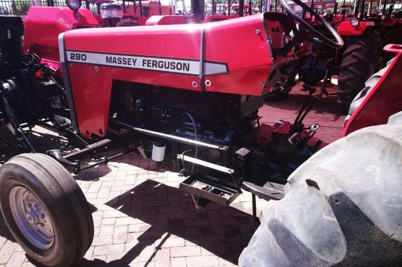 Massey Ferguson Massey Ferguson 290 Tractors