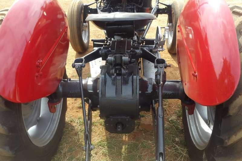 Massey Ferguson MASSEY FERGUSON 35X Tractors