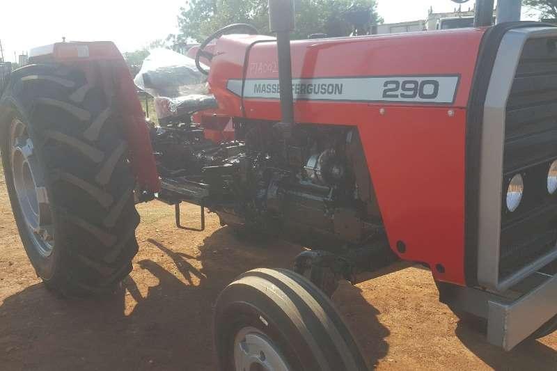 Massey Ferguson MF 290 TRACTOR Tractors