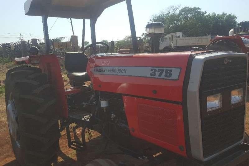 Massey Ferguson MF 375 TRACTOR Tractors