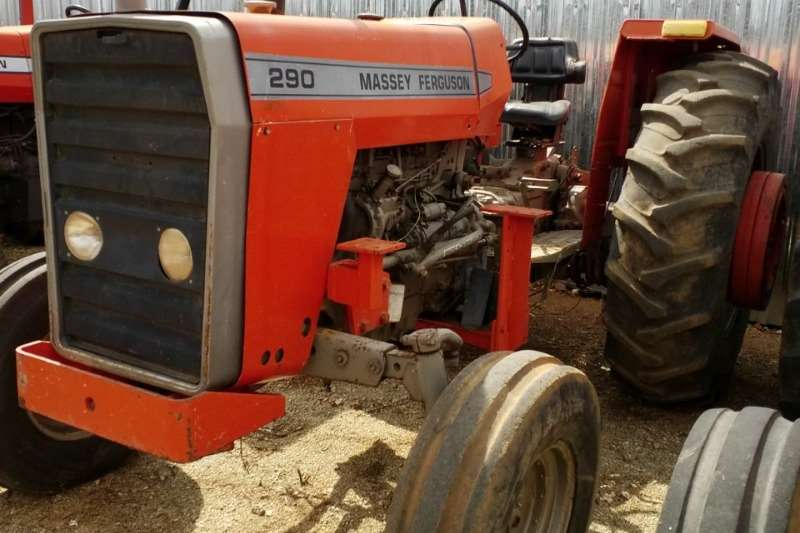 Massey Ferguson Two wheel drive tractors 290 Fully Refurbished (724) Tractors