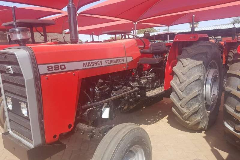 Massey Ferguson Two wheel drive tractors 290 Fully Refurbished (964) Tractors