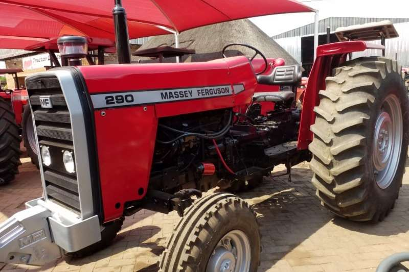Massey Ferguson Tractors Two Wheel Drive Tractors 290 Fully Refurbished (965)