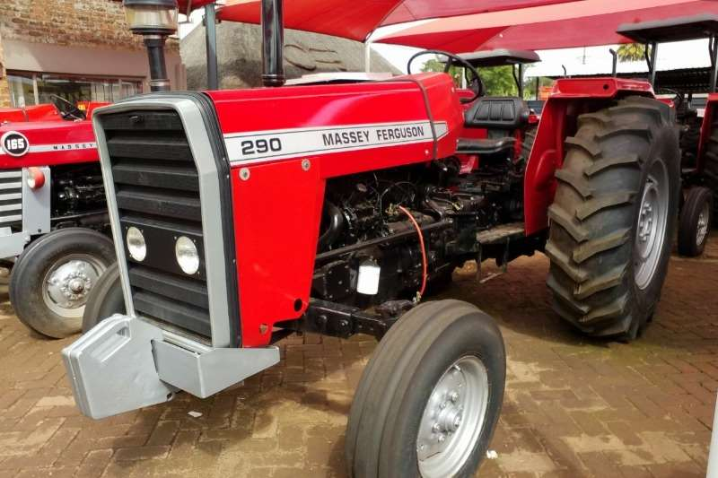 Massey Ferguson Tractors Two Wheel Drive Tractors 290 Stock No 850