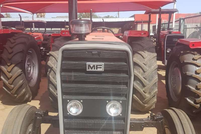 Massey Ferguson Two wheel drive tractors 290 Stock No. 964 Tractors
