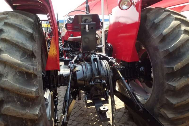 Massey Ferguson Two wheel drive tractors 290 Stock No. 965 Tractors