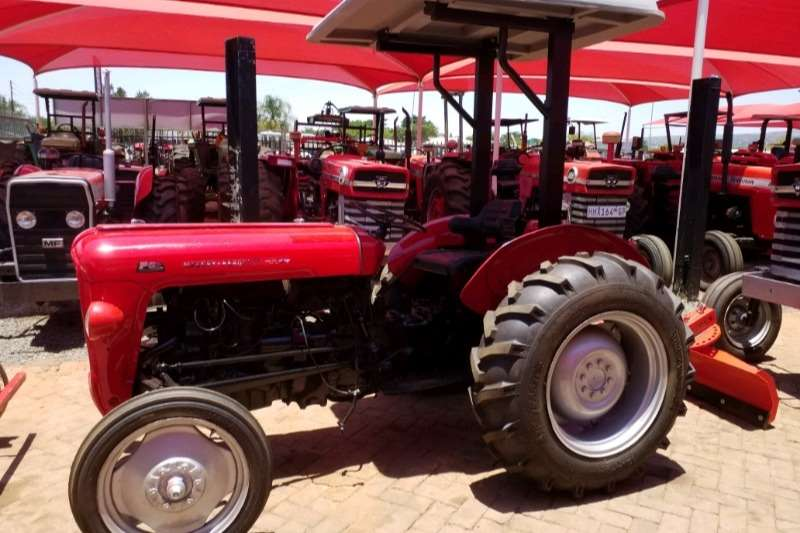 Massey Ferguson Two wheel drive tractors 35x Petrol TractorRefurbished to NEW 0125205010 Tractors