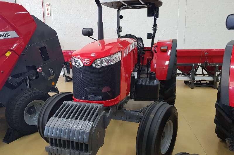 Massey Ferguson Two wheel drive tractors 4708 2wd Tractors