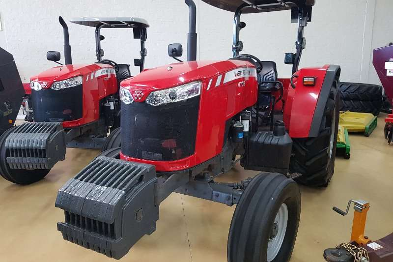 Massey Ferguson Tractors Two Wheel Drive Tractors 4708 2wd Power Shuttle 2017