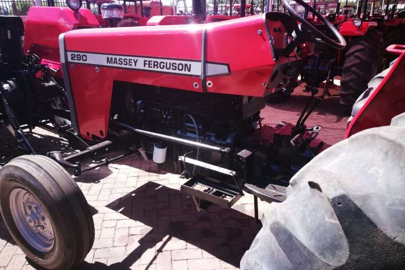 Massey Ferguson Tractors Two Wheel Drive Tractors 920 Stock No. 920