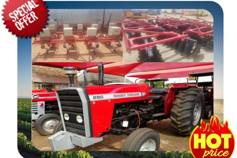 Massey Ferguson Tractors Two Wheel Drive Tractors HOT COMBO DEAL - HOT SPECIAL