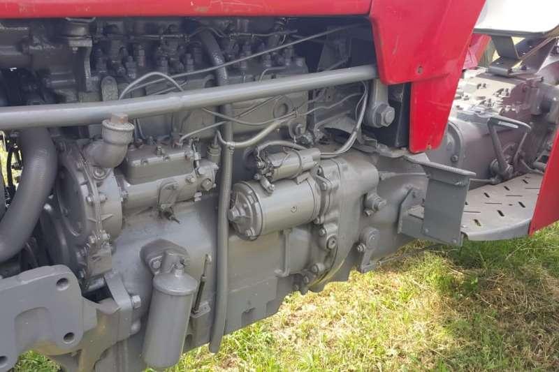 Massey Ferguson Two wheel drive tractors Massey 175 Tractors