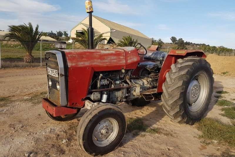 Massey Ferguson Tractors Two Wheel Drive Tractors Massey Ferguson 265 1981