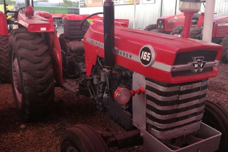 Massey Ferguson Two wheel drive tractors MF 165 Tractors