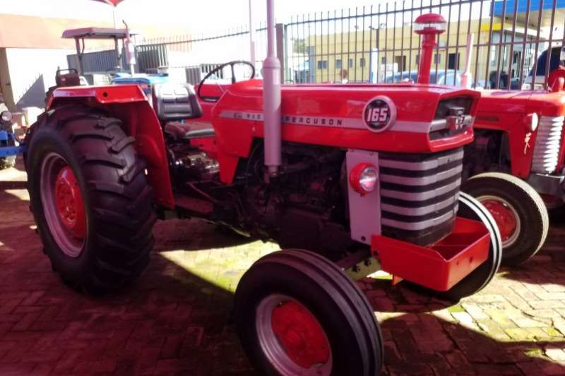 Massey Ferguson Tractors Two Wheel Drive Tractors MF 165 Tractor Refurbished to NEW - 012 520 5010
