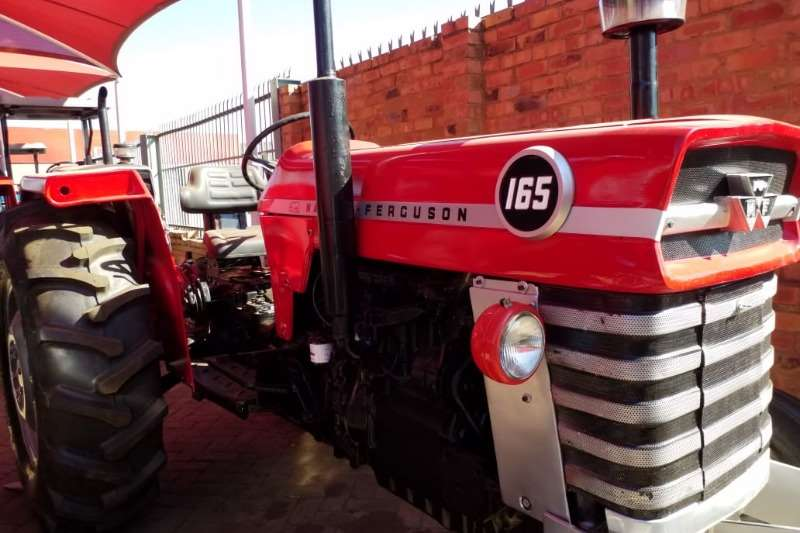 Massey Ferguson Tractors Two Wheel Drive Tractors MF 165 Tractor Refurbished to NEW 012 520 5010