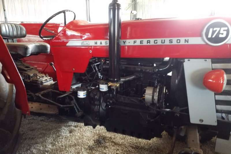 Massey Ferguson Two wheel drive tractors MF 175 Tractor Refurbished to NEW   012 520 5010 Tractors