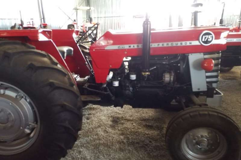 Massey Ferguson Tractors Two Wheel Drive Tractors MF 175 Tractor Refurbished to NEW - 012 520 5010