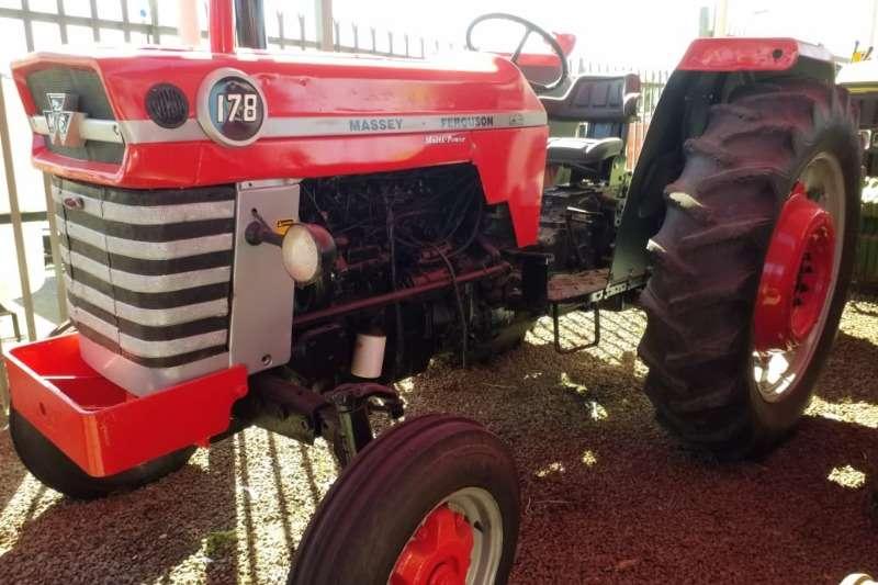 Massey Ferguson Tractors Two Wheel Drive Tractors MF 178 Tractor Refurbished toNEW 012 520 5010