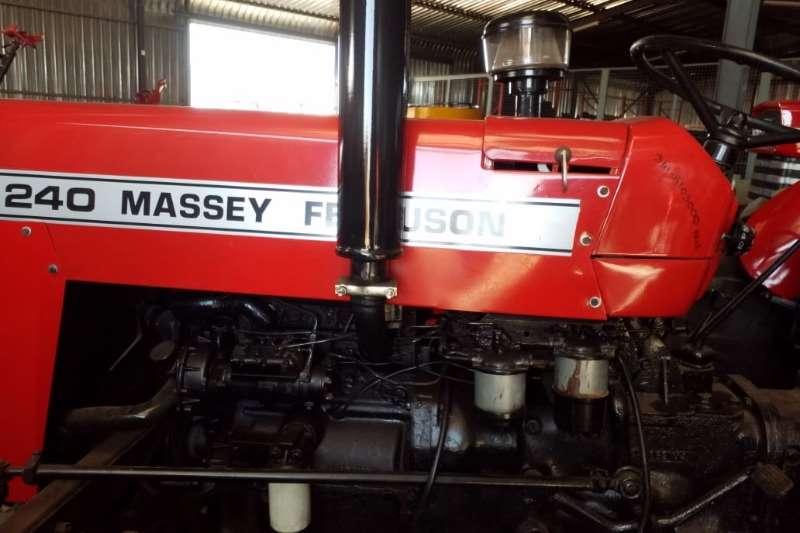 Massey Ferguson Two wheel drive tractors MF 240 Fully Refurbished to new Tractors