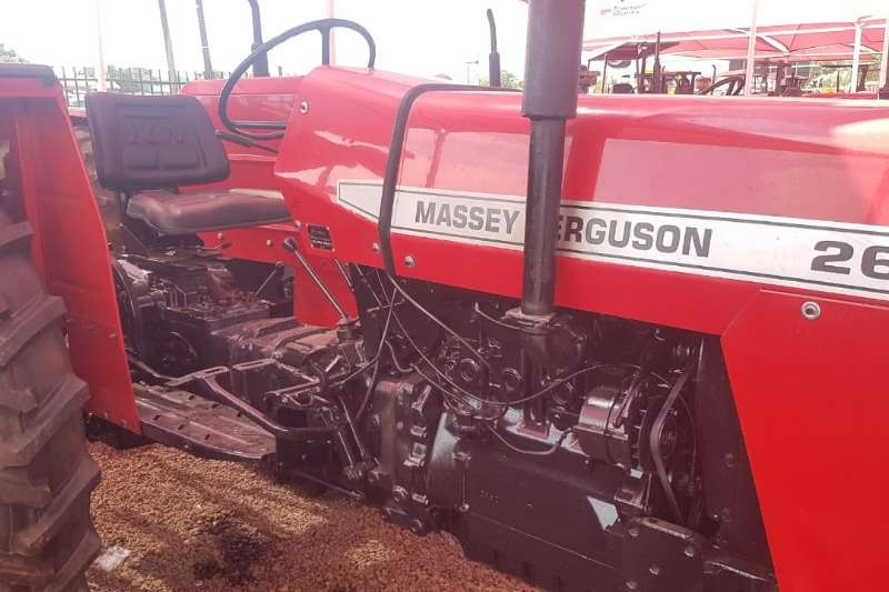 Massey Ferguson Two wheel drive tractors MF 265 Fully Refurbished to new Tractors