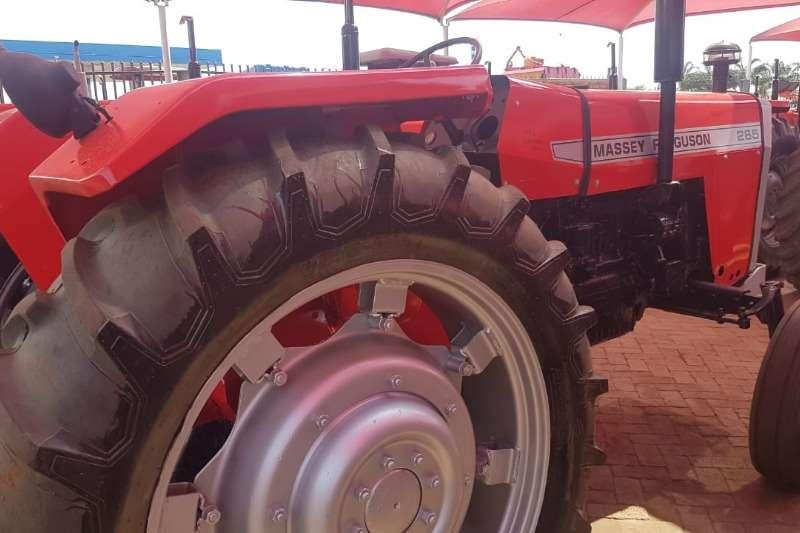 Massey Ferguson Two wheel drive tractors MF 265 Fully Refurbished to new Tractors