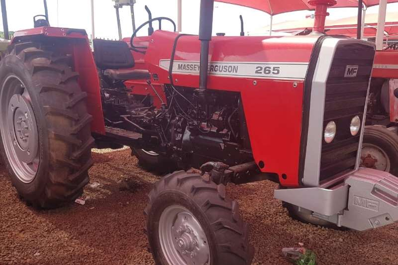 Massey Ferguson Tractors Two Wheel Drive Tractors MF 265