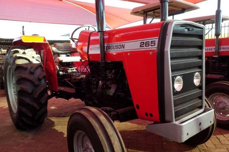 Massey Ferguson Tractors Two Wheel Drive Tractors MF 265 TractorRefurbished to NEW - 012 520 5010