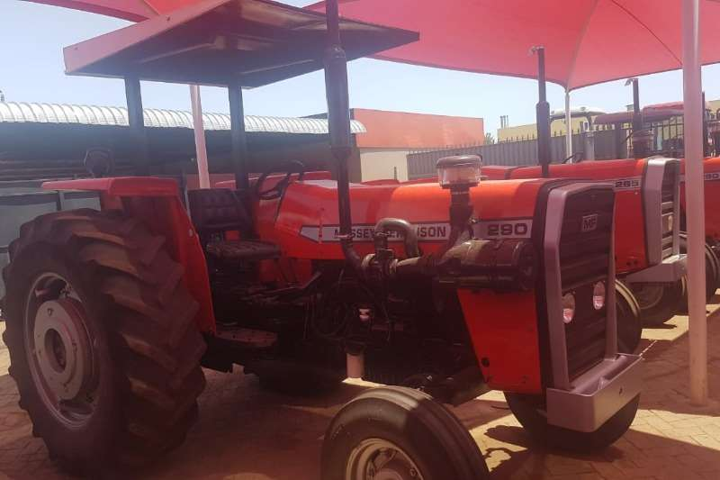 Massey Ferguson Tractors Two Wheel Drive Tractors MF 290 Fully Refurbished to new