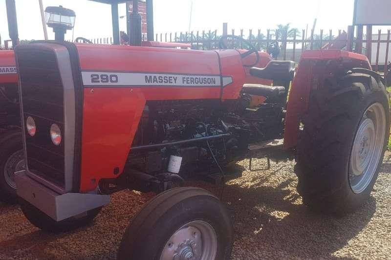 Massey Ferguson Tractors Two Wheel Drive Tractors MF 290