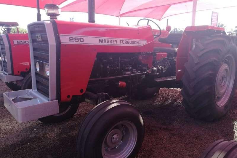 Massey Ferguson Two wheel drive tractors MF 290 Tractors