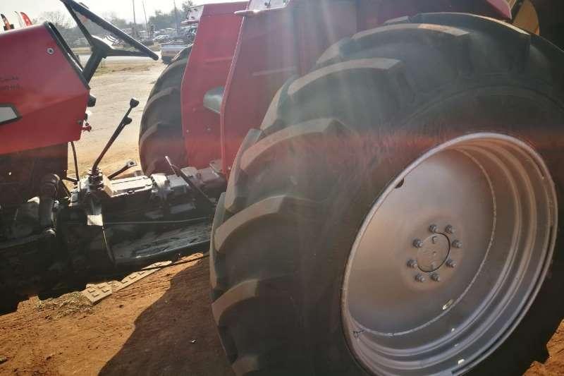Massey Ferguson Two wheel drive tractors MF 290 + Trailer Tractors