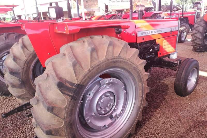 Massey Ferguson Two wheel drive tractors MF 375 Tractors