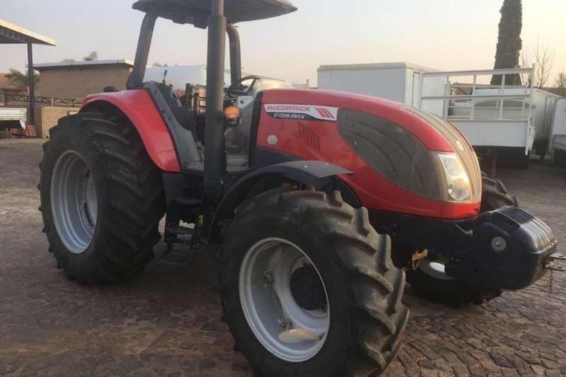 Mccormick Argo McCormick G135 max 4x4 Tractors