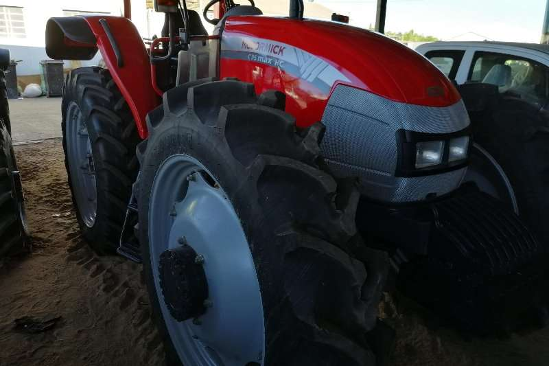 Mccormick Four wheel drive tractors C95 Max HC Tractors