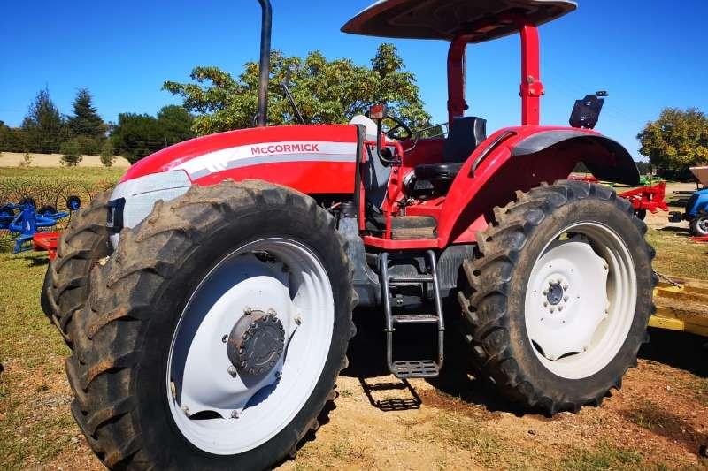 Mccormick Four wheel drive tractors Mccormick High Clearance 105 Tractors