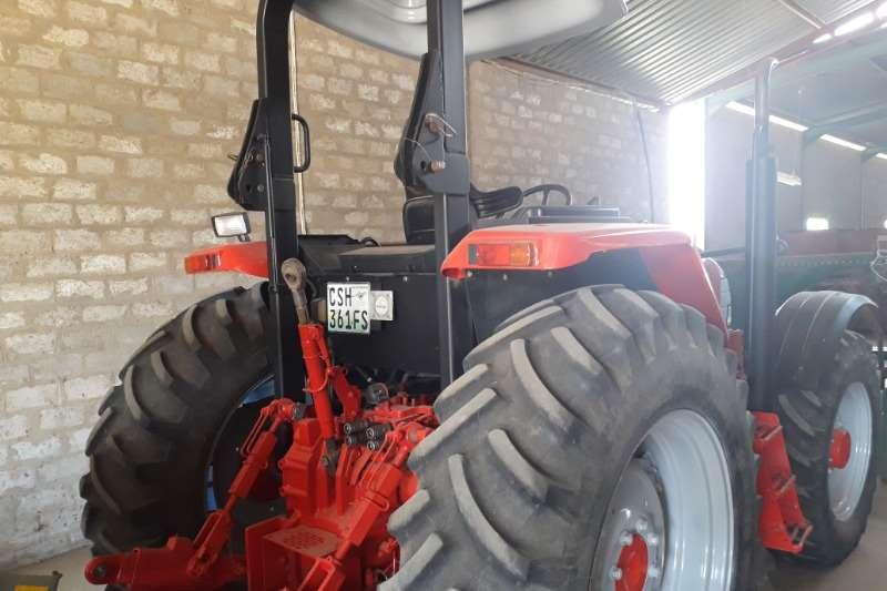 Mccormick Four wheel drive tractors McCormick MC100 Tractors