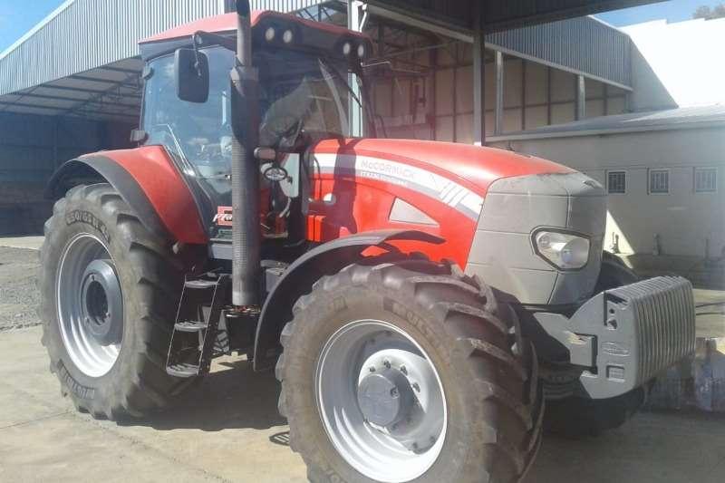 Mccormick Four wheel drive tractors McCormick TTX230 Tractors