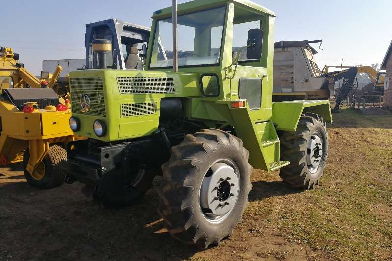 Mercedes Benz MB800 Tractors
