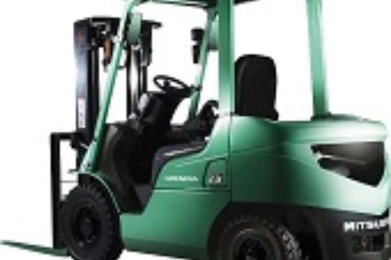 Mitsubishi Grendia 2.5 ton Forklift