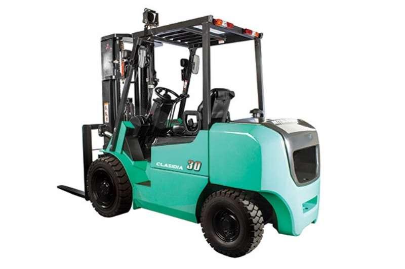 Mitsubishi Ninja 2.5   3.0 Forklift