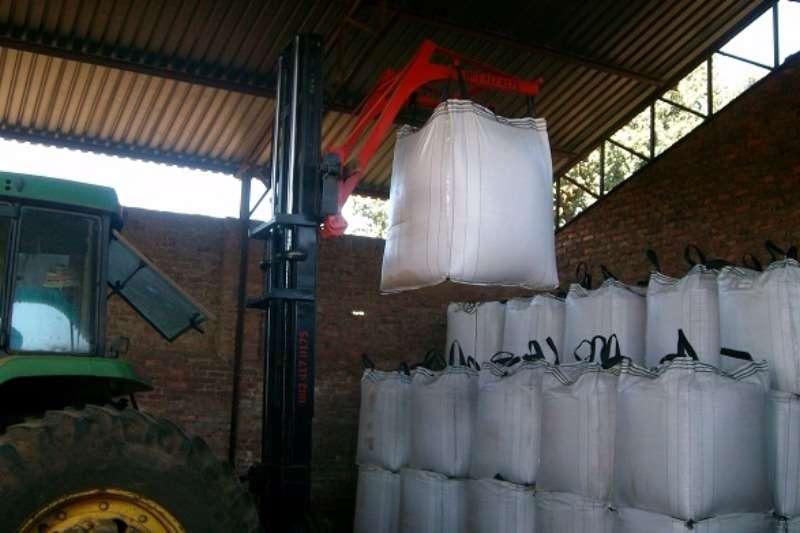 Myburgh Toerusting Pack House Equipment 1 ton ms 2017