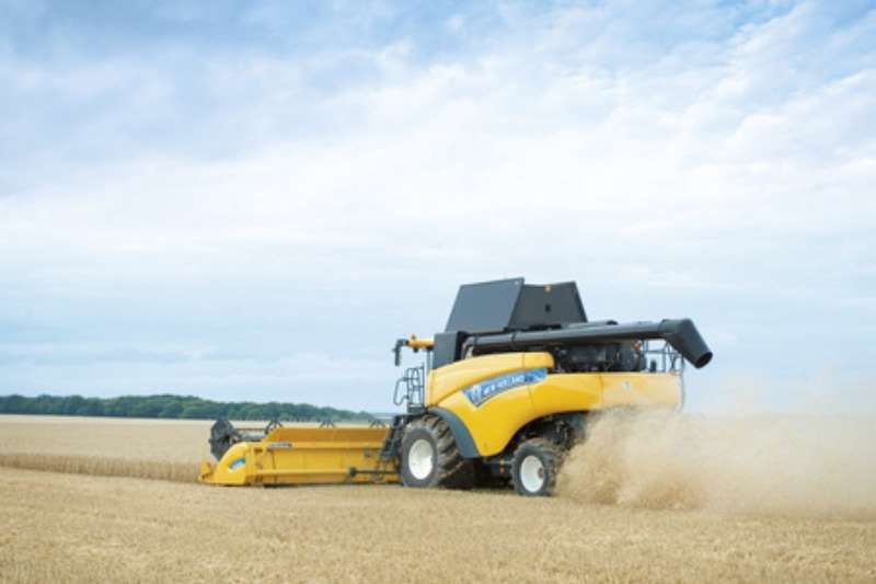 New Holland Grain harvesters CR9.80 Combine harvesters and harvesting equipment