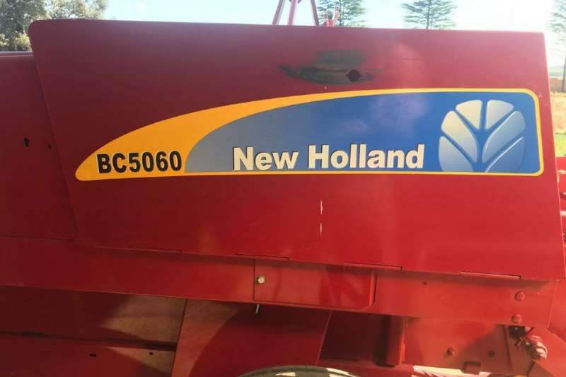 New Holland Balers 2012 New Holland Baler Hay and forage
