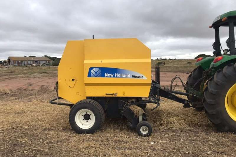 New Holland Hay and Forage Balers New Holland Baler 6090