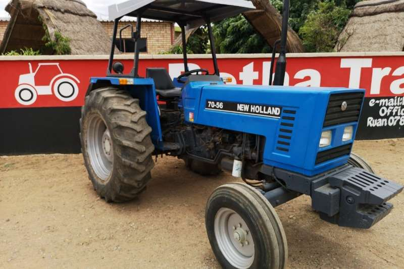 New Holland Tractors 70-56 LC