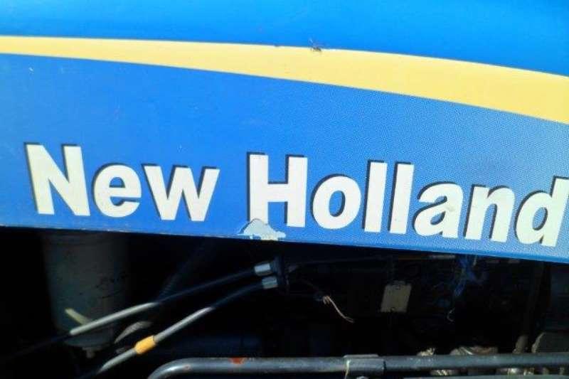 New Holland Compact tractors New Holland TD95 Tractor Tractors