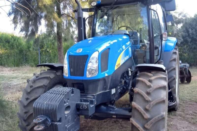 New Holland Tractors Four Wheel Drive Tractors New Holland T 6050 2014