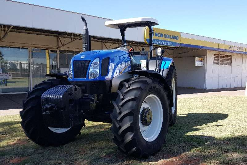 New Holland Tractors Four Wheel Drive Tractors New Holland T6050 . 2018